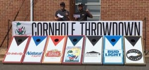 Cornhole Throwdown